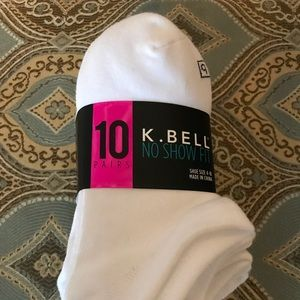 K. BELL NO SHOW FIT